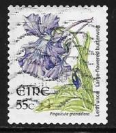 Ireland, Scott # 1723 Used Large-flowered Butterwort, 2007 - Usati