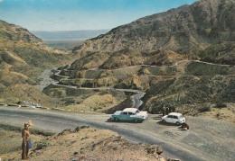 Mini,Chevrolet Bel Air,Khyber Pass,Pakistan,gelaufen - Passenger Cars