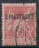 LEVANT N°6  Type 1 - Used Stamps