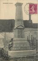 BOESSE - Monument Aux Morts. - France