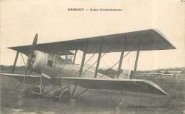 HANRIOT - Avion D'entrainement. - 1919-1938: Fra Le Due Guerre