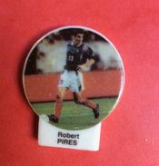 Féve : Football, Robert Pires - Sports