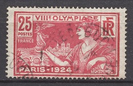 FRANCE 1923/1924 - Y.T. N° 184 - OBLITERE - FD137 - Oblitérés