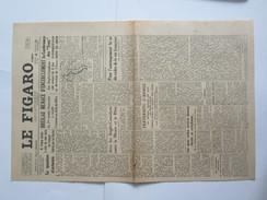 Journal Le Figaro 1945 10 Février Breslau Clèves - Newspapers