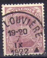 140 La Louvière - 1915-1920 Alberto I