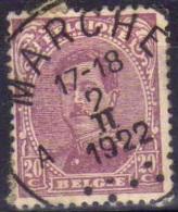 140 Marche - 1915-1920 Alberto I