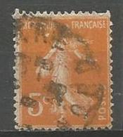 France - F1/231 - Type Semeuse Camée - N°158 Obl. - 1906-38 Sower - Cameo