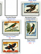 1967 - RWANDA - Catg.. Mi. 254+256/258 - USED/NH - (AD85348.SI50.22) - Rwanda