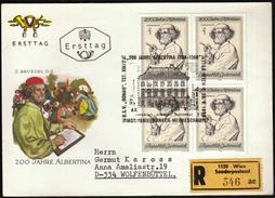 Austria Vienna 1969 / Art / 200 Years Of Albertina / Bruegel - Arts