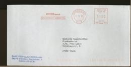 DEUTSCHE - EMA - BREMEN - ORBI  ORTHOPADISCHE - Droga