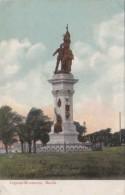 Philippines Manila Legaspi Monument - Philippines