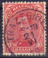 138 Trazegnies - 1915-1920 Albert I