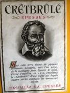 2584 - Suisse Vaud Epesses Crêtbrûlé - Etiquettes