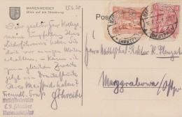 Marienwerder AK Mif Minr.2,4 Marienwerder 16.6.20 - Deutschland