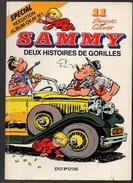 Sammy N°11 Deux Histoires De Gorilles Par Berck Et Cauvin - Spécial Réédition Album Okay N°1 De 1978 - Sammy