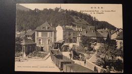 Train,chartreuse,st Laurent Du Pont,c V S B,isere, - Saint-Laurent-du-Pont
