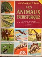 L´encyclopédie Par Le Timbre - Les Animaux Préhistoriques - Complet (-1 Vignette) - Albums & Catalogues