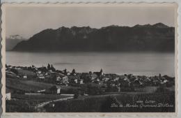Lutry Dts De Morcles, Grammont , Dt D'Oche - Photo: Perrochet No. 4686 - VD Vaud
