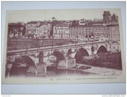 Rerf10 -  Montauban  Vieux Pont Et Musée D´histoire Naturelle - Montauban