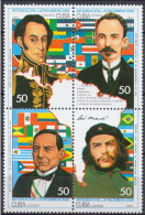 Cuba 3325/3328 ** MNH. 1993 - Cuba