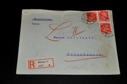 246- Umschlag Von Darmstädter Und Nationalbank - Allemagne