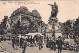 Star 109 Le Marche Du Vendredi Verstuurd Perfekte Staat - Gent
