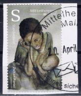 D+ Deutschland 2016 Mi Xx Mittelhessen Mail Afrikanerin - Usados