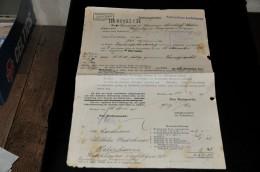 249- Zahlungsbefehl Von Das Amtsgericht Breme - Allemagne