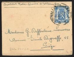 Belgique - Carnet De Cartes D'Alsemberg Affr. N°426 Càd Bil BRUXELLES/BRUSSEL/1947 Pour LIEGE - Belgique