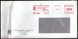 Austria Vienna 1988 / Tourism , Touristic Maps / Machine Stamp - Holidays & Tourism