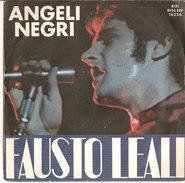 "Fausto Leali Angeli Negri VG/VG 7"" - Other - Italian Music"