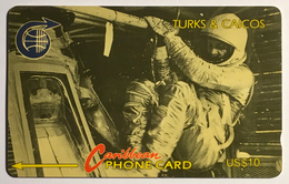 John Glenn - Turks And Caicos Islands