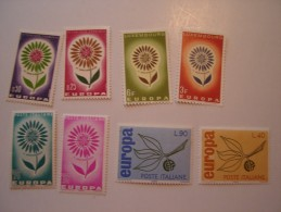 EUROPA LOT MINT STAMPS - Europa-CEPT