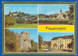 Deutschland; Frauenstein; Brand Erbisdorf; Multibildkarte - Frauenstein (Erzgeb.)