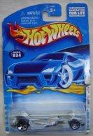 Mattel Hot Wheels : Jet Threat 3.0 - Unclassified
