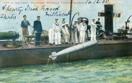 BATEAU DE GUERRE AMERICAIN - Warships