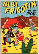Lacroix - Bibi Fricotin Chez Les Incas - N° 34  - Voir Descriptif
