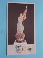 100 Jaar Feest Van De ARBEID - 8000 Brugge 28-4-1990 ( Zie Details Op Foto ) ! !! - Cartes Souvenir