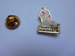 Rugby , Club De Romorantin - Rugby
