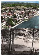 Lot De 100 Cpsm De France,(Paysages,Ville,Montagne,etc....) - Cartes Postales