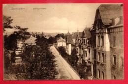 Saarbrücken. Zähringerstrasse.  Censure G.P.C. Sarrebrücken . 21.08.1914 - Saarbruecken