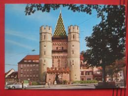 Basel (BS) - Spalentor / Auto - BS Basel-Stadt