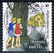 2014  Wohlfahrtsmarke (Hänsel Und Gretel)  Selbstklebend