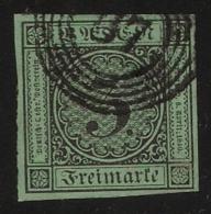Baden, 3 Kr. Riesenrand! R! , #6838 - Baden