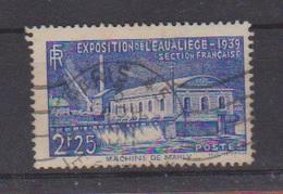 N 430 / 2 Francs 25 Outremer /  Oblitéré / Côte 5.5 € - Gebraucht