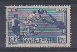 N 396 / 1 Franc 75 Outremer /  Oblitéré / Côte 15 € - France