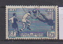 N 396 / 1 Franc 75 Outremer /  Oblitéré / Côte 15 € - Gebraucht