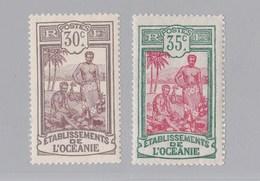 Océanie N° 29 Et 30** - Oceania (1892-1958)