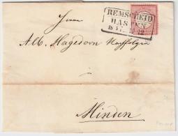 """1874,  """"Remscheid """" ,sehrklar  #6849 - Deutschland"""