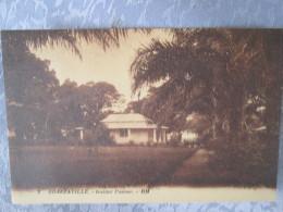 BRAZZAVILLE . INSTITUT PASTEUR - Brazzaville